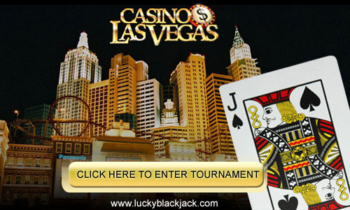 Lucky B is going to Vegas!